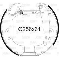 Kit de freins arrière VALEO - 554588