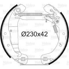 Kit de freins arrière VALEO - 554796