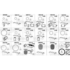 Kit de  joints toriques, climatisation VALEO - 509202