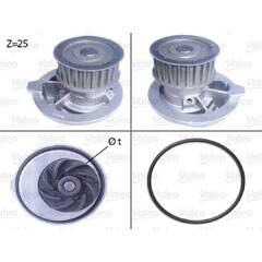 Pompe à eau VALEO - 506309