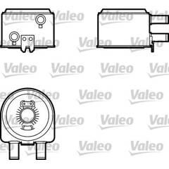 Radiateur d'huile VALEO - 817704