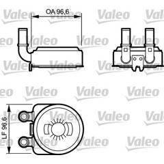 Radiateur d'huile VALEO - 817705