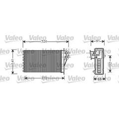 Radiateur de chauffage VALEO - 812221