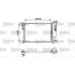 Radiateur VALEO - 730630