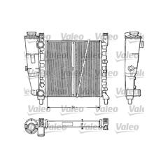 Radiateur VALEO - 811385