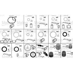 Seal Kit, Air Conditioning VALEO - 509208