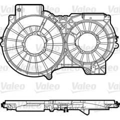 Support (ventilateur radiateur) VALEO - 820759