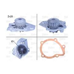 Water Pump VALEO - 506011