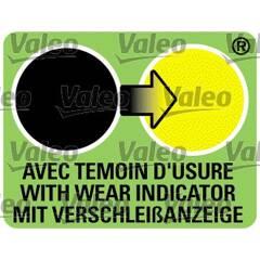 Wiper Blade VALEO Silencio (sold individually) VALEO - 574140