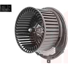 Interior Blower VAN WEZEL - 0332774