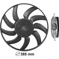 Ventilateur (refroidissement moteur) VAN WEZEL - 0327746