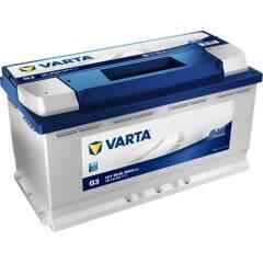 Batterie de démarrage 95ah / 800A VARTA - 5954020803132