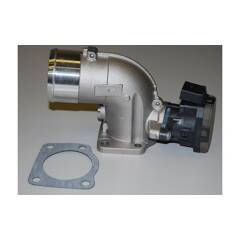 Throttle body WAHLER - 7523D