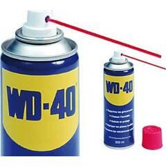 Dégrippant multifonctions WD40 200 ml WD40 - 33002